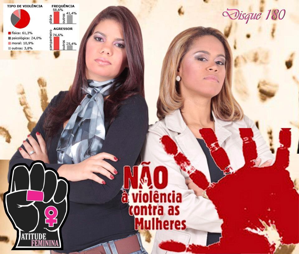 """37cdbf550 Uma resposta para """"Atitude Feminina sempre na luta contra a violência  contra a Mulher"""""""