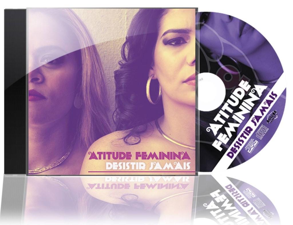 CD Atitude Feminina