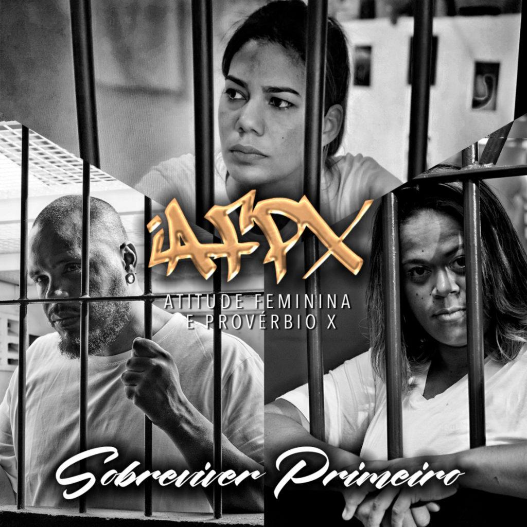 43428ac7ac297 ... do grupo AFPX que junta os grupos Atitude Feminina e Proverbio X. A  música junto com o videoclipe terão lançamento no YouTube no dia 8 de Março.